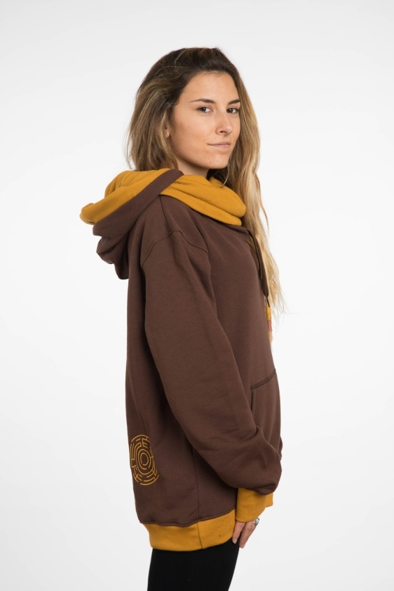 NAGI BROWN ~ VAGABONDIANS CLOTHING